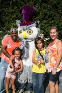 the Radical Roldans at Owls in Wonderland, Laguna Blanca School, Santa Barbara, CA
