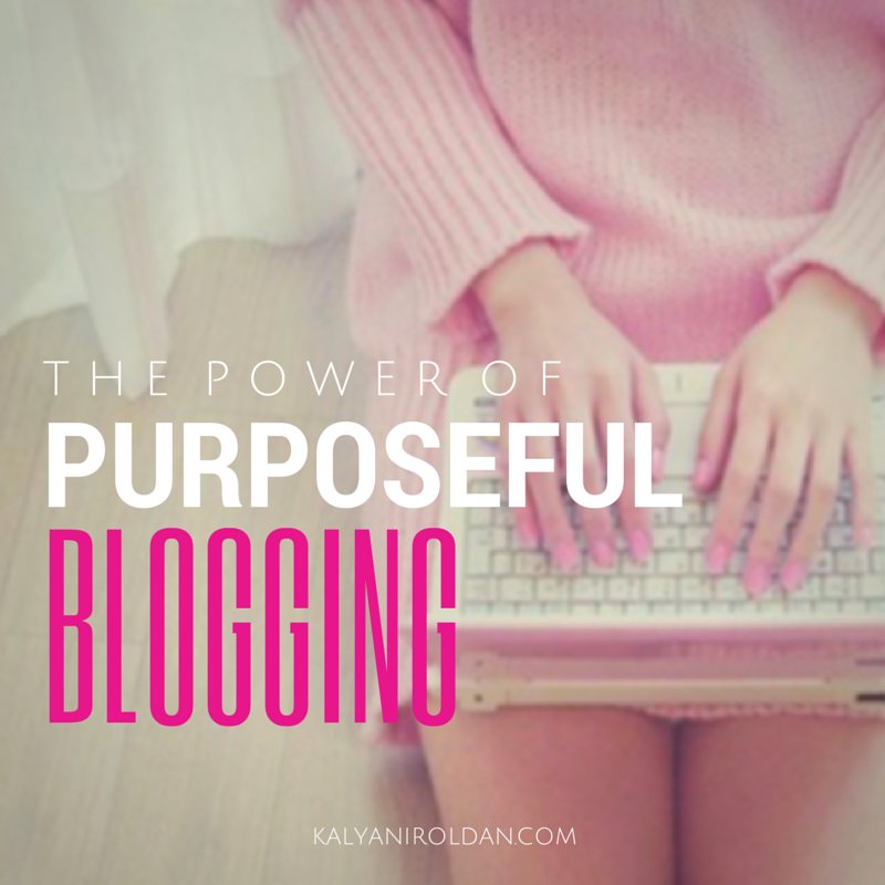 MOMpreneur Blogging