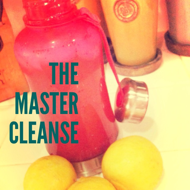 Kalyani Roldan The Master Cleanse Spicy Lemonade Diet