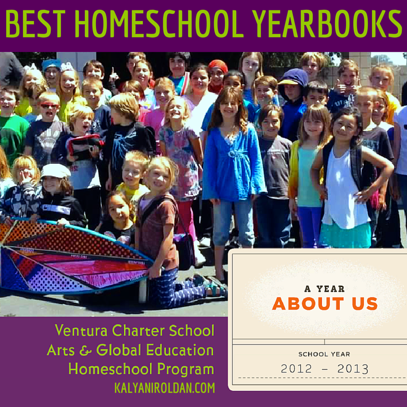 Best Homeschool Yearbooks
