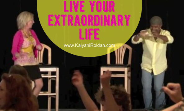 Live Your Extraordinary Life