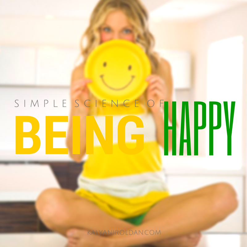 Simple Science of Being Happy
