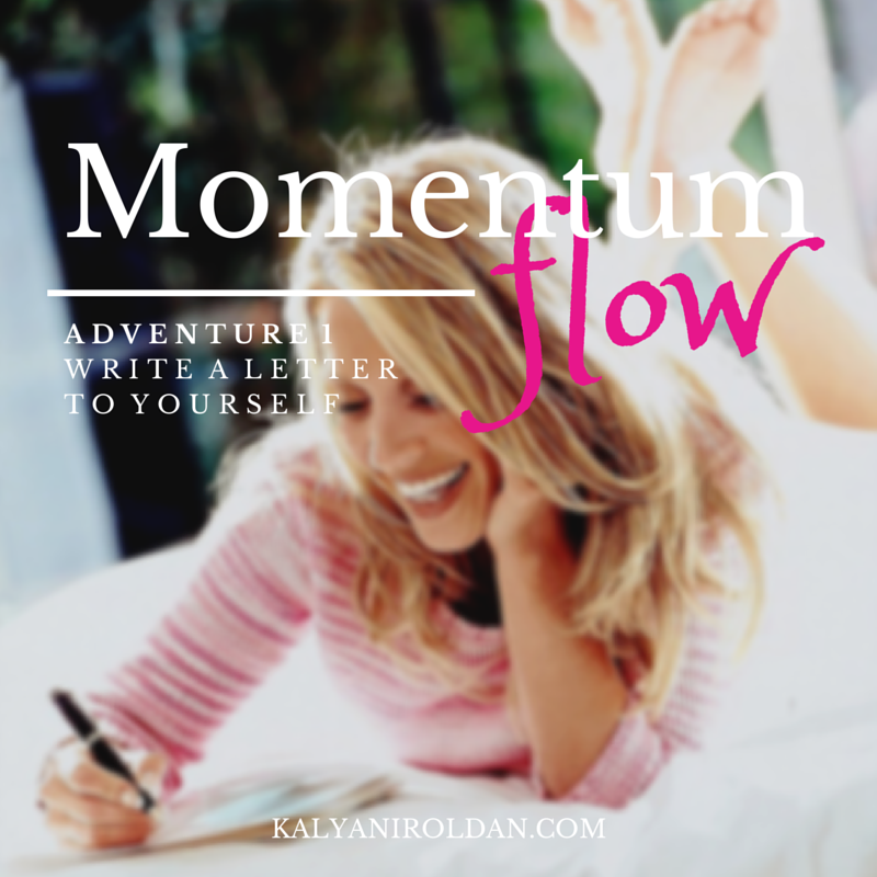 Momentum Flow Adventure 1