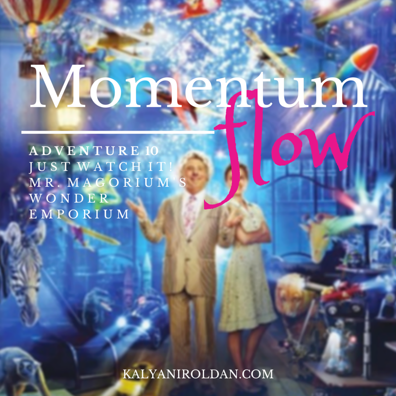 Momentum Flow Adventure 10