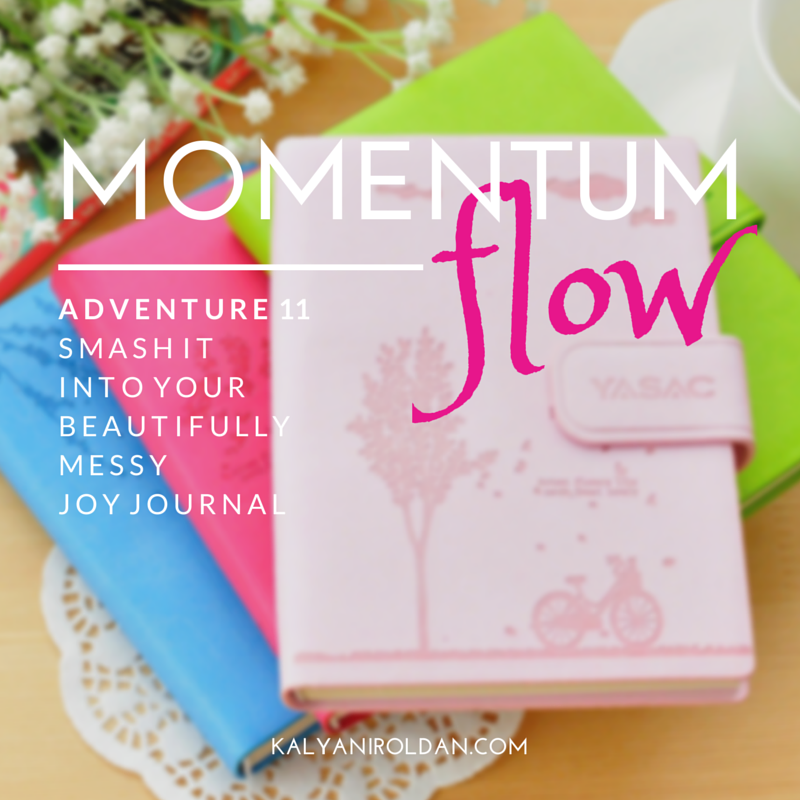 Momentum Flow Adventure 11