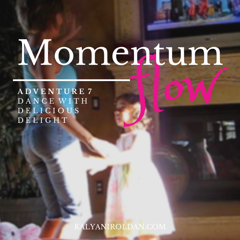 Momentum Flow Adventure 7
