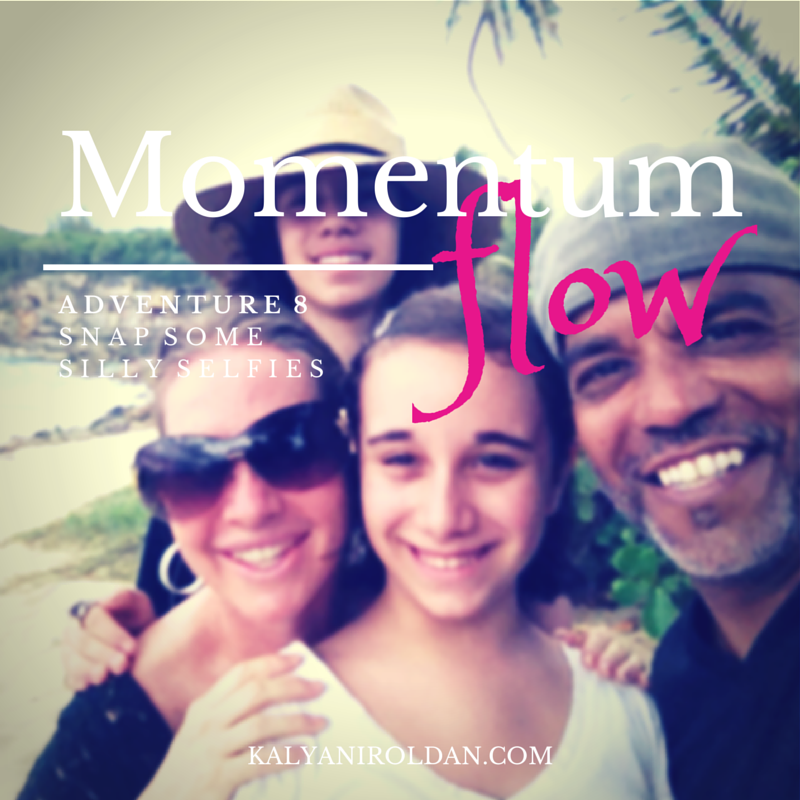 Momentum Flow Adventure 8