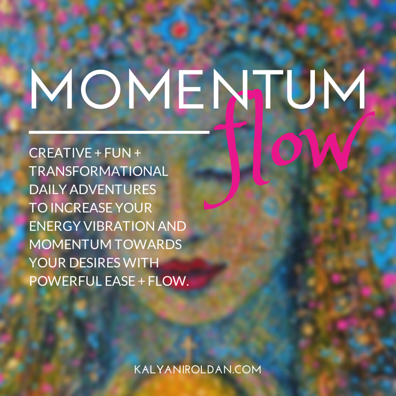 Momentum Flow Adventure Series